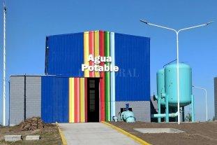 Aguas Santafesinas ya opera a pleno el Acueducto Reconquista -  -