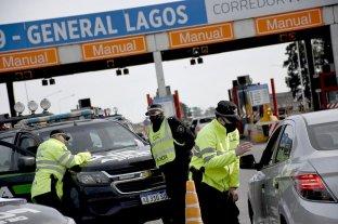 Prohibieron el ingreso de 352 vehículos a la provincia