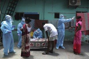 Nuevo récord de contagios en India, consolidado como el tercer país con más casos de coronavirus