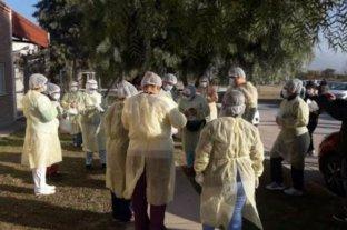 Buscan personas con síntomas de coronavirus en barrios del sur de la capital salteña