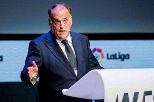 """""""El TAS no está a la altura"""", dijo presidente de La Liga de España sobre el caso de Manchester City"""