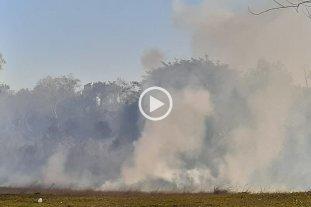Nuevas quemas ilegales generaron molestias en la ciudad