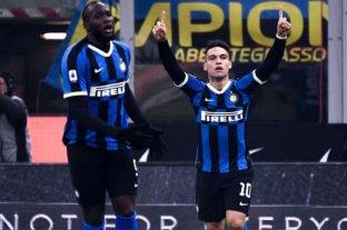 Inter, con un gol de Lautaro Martínez, venció a Torino y alcanzó a Lazio en el segundo lugar