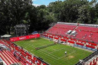 En Berlín volvió el tenis con público en las tribunas