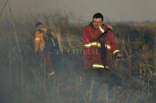 Nuevas quemas ilegales generaron molestias en la ciudad -  -