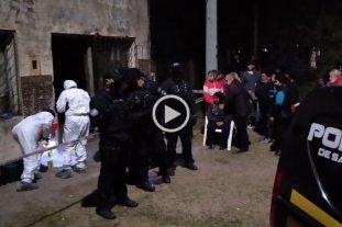 Hallaron asesinada a Rocío Vera en un descampado de Reconquista -
