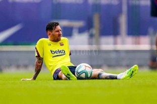 """""""No imagino a Messi en otro equipo"""""""