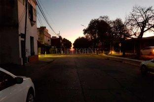 """Parte de la ciudad sin luz por un problema en la estación """"Santa Fe Centro"""" -"""