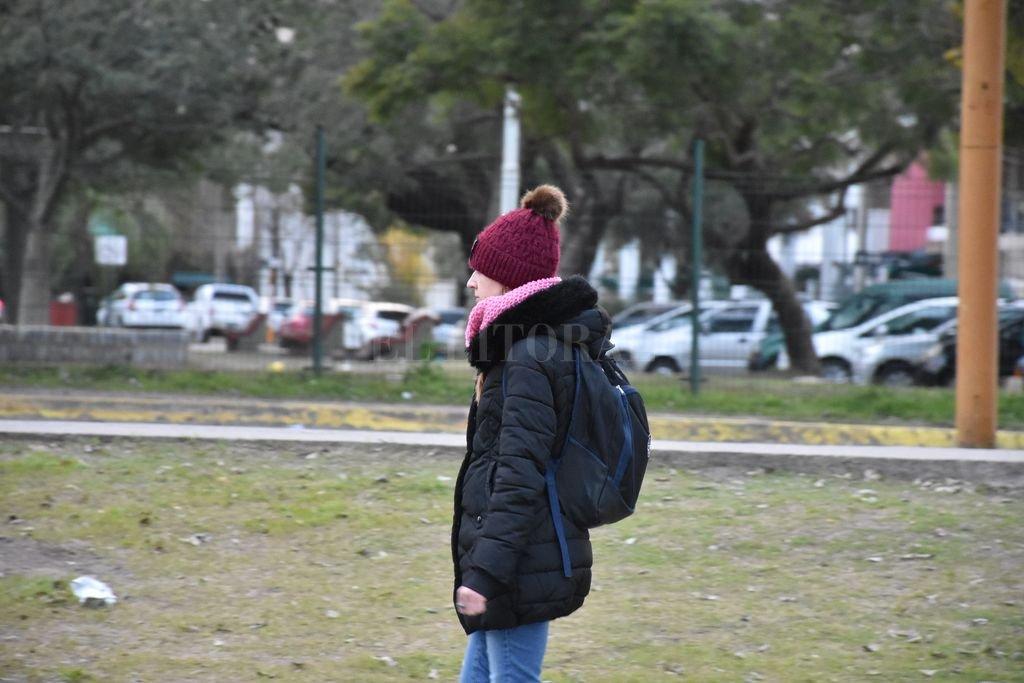 Día más frío en Santa Fe: La temperatura bajó a 0,6° - Imagen ilustrativa. -