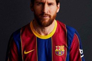 El Barcelona presentó su nueva equipación deportiva