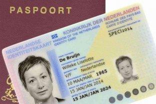 Holanda eliminará la indicación de género en sus documentos de identidad