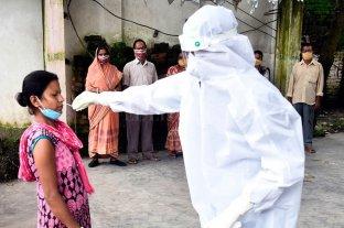 India superó los 28 mil casos de coronavirus en las últimas 24 horas
