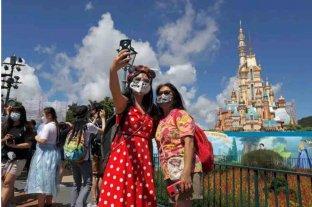 Disneylandia vuelve a cerrar su parque temático en Hong Kong por el rebrote de coronavirus