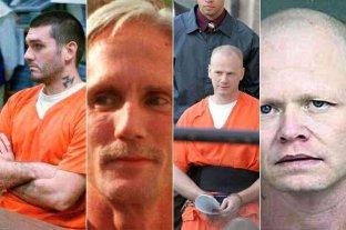 Quiénes son los primeros cuatro convictos que serán ejecutados en una cárcel federal de Estados Unidos