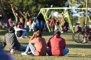 Se pronostica un fin de semana con temperatura primaveral en la ciudad de Santa Fe -  -