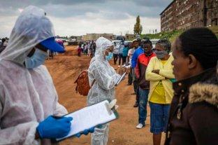 El continente africano superó los 600 mil casos de coronavirus