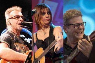 Gieco, Santaollla y Fabiana Cantilo brindarán un festival por los 10 años del matrimonio igualitario