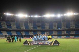 Conmebol aceptó correr dos días el debut de los clubes argentinos