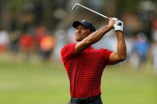 """El estadounidense Tiger Woods irá al Memorial """"a ganar"""""""