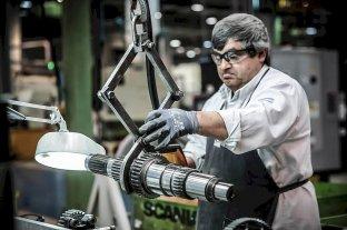 La caída industrial se desaceleró 6,6% en junio