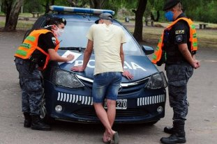 Arrestarán a quienes se reúnan con amigos en Mendoza