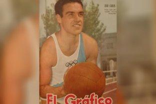 El exbasquetbolista Juan Carlos Uder, campeón del mundo, muere a los 93 años
