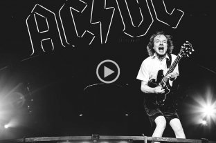 "AC/DC celebra los 40 años de ""Back in Black"" con una serie de videos"