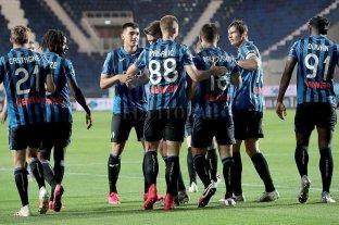 El impresionante Atalanta goleó y se ubicó segundo en la Liga italiana