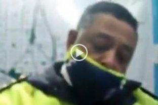 Video: cinco policías tucumanos golpearon a un abogado