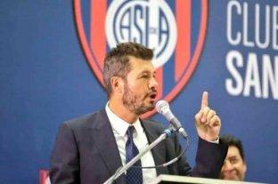 San Lorenzo incluirá una cláusula contra la violencia de género en los contratos de sus jugadores
