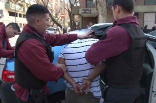 Detienen a motochorro que le había robado la cartera a una mujer con un bebé en brazos   -