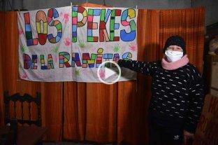 Un trabajo clave por  Los Pekes de La Ranita