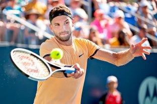 El tenista Dimitrov superó el coronavirus