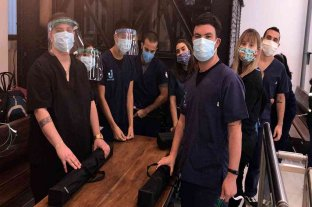 Hay 12.000 voluntarios universitarios colaborando ante la pandemia