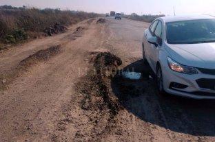 Comenzaría en breve la reparación del tramo de la ruta provincial 2 que conecta San Cristóbal y 9 de Julio