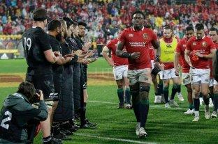 Lions confirmó la gira por Sudáfrica
