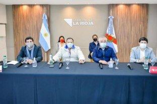 El Gobierno de La Rioja asegura que la provincia está en el pico de la pandemia