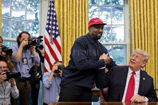 Estados Unidos: Kanye West se bajó de la carrera presidencial