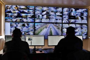San Lorenzo: el municipio inauguró un moderno centro de monitoreo  -  -