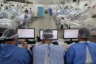 El mundo supera los 13 millones de casos y las 573.000 muertes por coronavirus, según la OMS