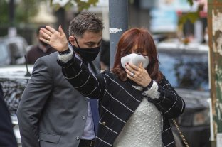 Se reanudará el juicio contra Cristina Kirchner por la obra pública de santa Cruz -  -