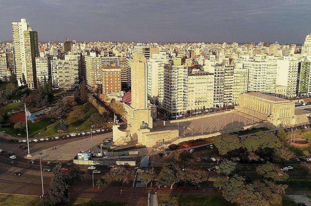 Rosario es, por lejos, la ciudad que más casos de coronavirus registra en la provincia.  Crédito: Fernando Nicola
