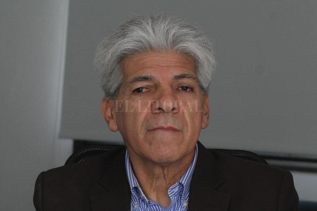 El senador José Baucero Crédito: Archivo El Litoral