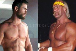 Chris Hemsworth se transformará en Hulk Hogan