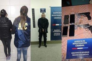 Rosario: allanaron la casa de un policía por el crimen del exconcejal Trasante