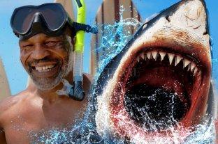 Mike Tyson luchará contra un tiburón