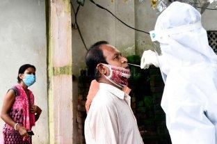 Coronavirus: India confirmó más de 32 mil casos en las últimas 24 horas