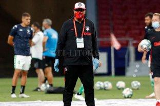 Burgos afirmó que quiere dirigir en el fútbol español