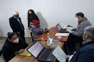 El senador Kaufmann gestionó la presencia de personal de Anses en el departamento Garay