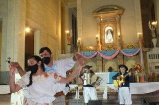Corrientes celebra a la Virgen de Itatí sin feligreses por la pandemia